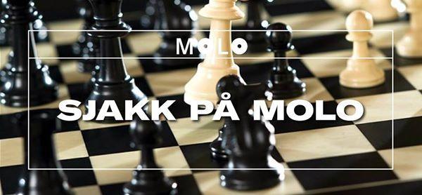 Sjakk med lesund Schaklag p Molo