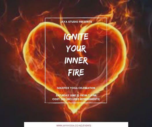 Ignite Your Light Yoga Workshop For >> Ignite Your Inner Fire Solstice Yoga Celebration At Jayayoga Studio