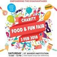Charity Food and Fun Fair