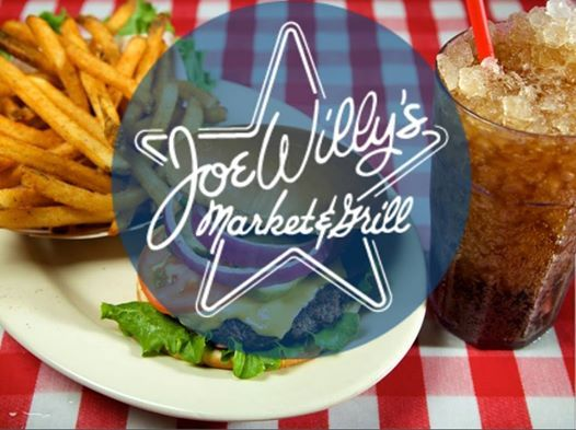 Joe willys rockwall