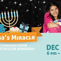 Danas Miracle A Chanukah Show