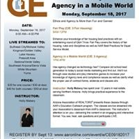 Fair Play &amp Agency in a Mobile World