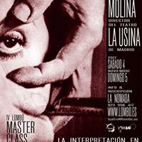Buuel - Master Class interpretacin