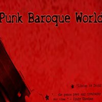 David Rovics Punk Baroque World Tour
