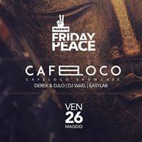 26.05 Friday Peace ospita Cafe Loco
