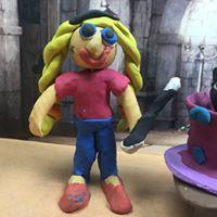Halloween Plastercine Animation Workshop - SOLD OUT