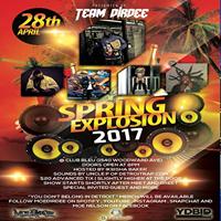 Spring Explosion 2017