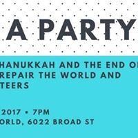 Hanukkah Shabbat Celebration