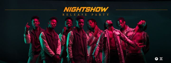 The Wolves Presents Nightshow Release Party
