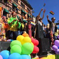 Amnesty i Oslo Pride Parade 2017