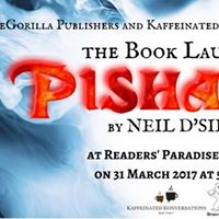 Book Launch - Pishacha by Neil DSilva