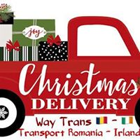 Christmas delivery  Romania - Irlanda