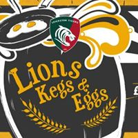 Kegs &amp Eggs for the second Lions Test