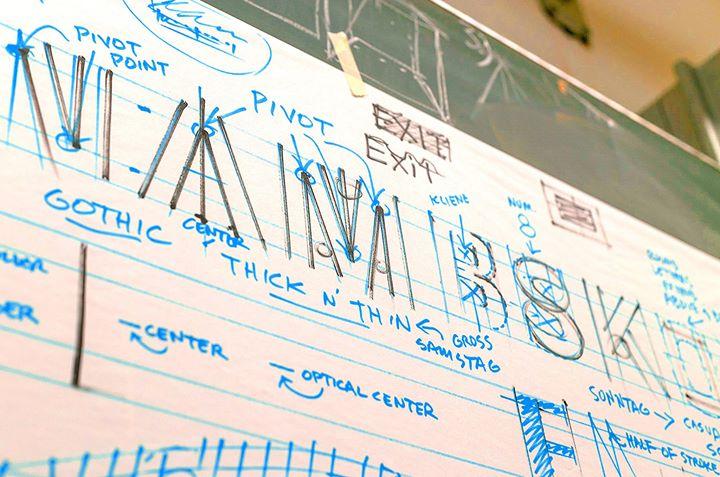 Atlanta: Mike Meyer Hand Lettering Workshop at Binders Art Supplies ...