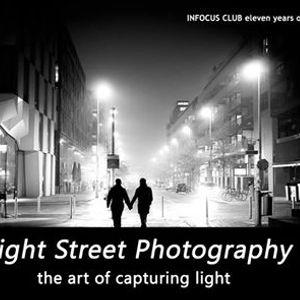 Night Street Photography free workshop