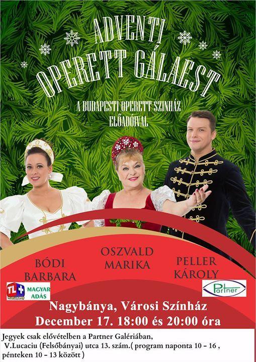 Adventi Operett Glaest - Nagybnya