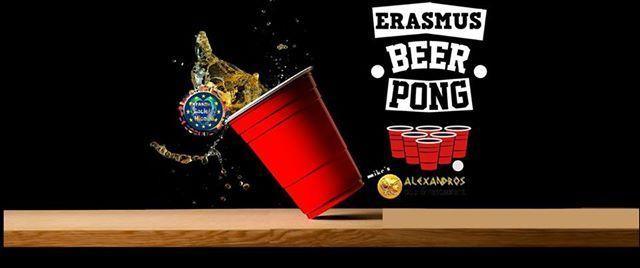 Erasmus Beer Pong