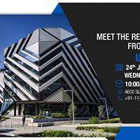 Meet the representatives from Monash University
