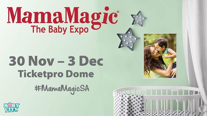 MamaMagic The Baby Expo JHB