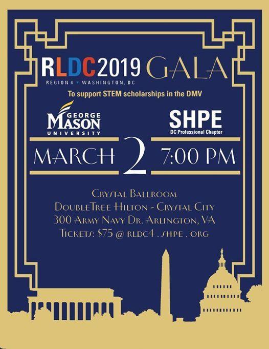 SHPE RLDC Gala A STEM benefit