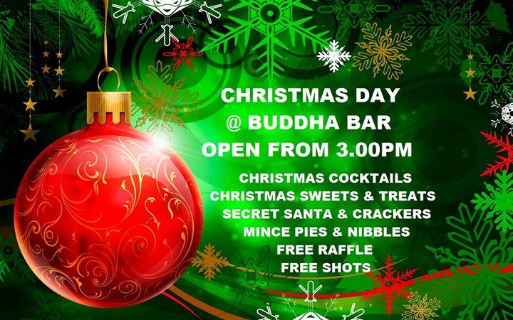 Christmas Day at Buddha Bar