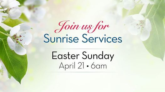 Easter Sunrise Service At Harpeth Hills Memory Gardens Funeral Home
