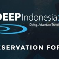 DEEP Indonesia Dive Show 2018