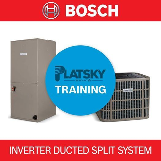 Breakfast with Bosch IDS System Training