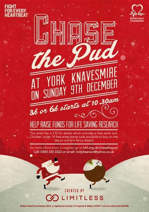 York Chase the Pud 2018