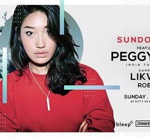 KittyKO Sundowner feat. Peggy Gou support Likwid &amp Robby