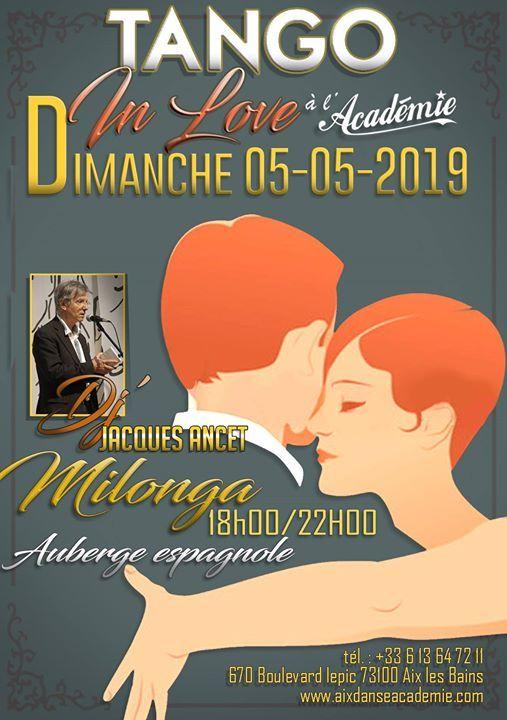 Tango in Love  Aix les Bains