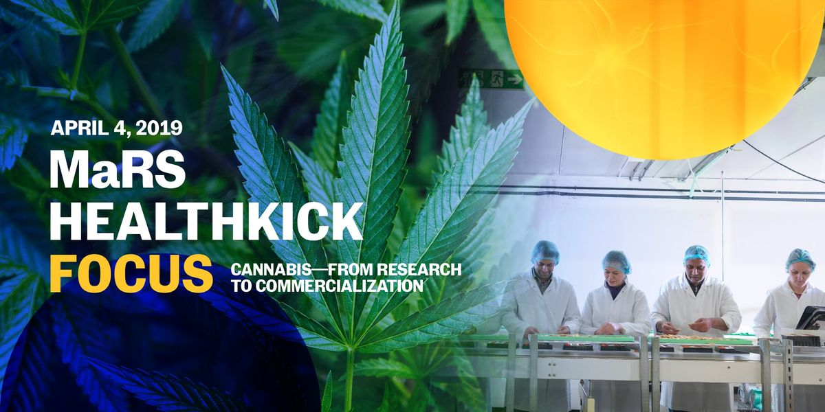 HealthKick Focus Cannabisfrom research to commercialization