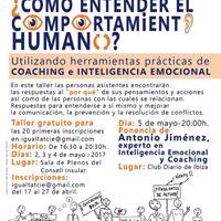 Taller y conferencia &quotComo entender el comportamiento humano&quot