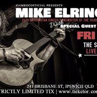 Mike Elrington Live &amp Intimate - The Secret Garden.