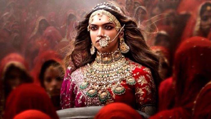 Bollywood Movie Padmavati Stockholm