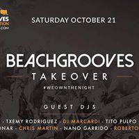 BeachGrooves Takeover