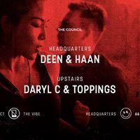 Council Fridays Daryl C Deen Haan &amp Toppings