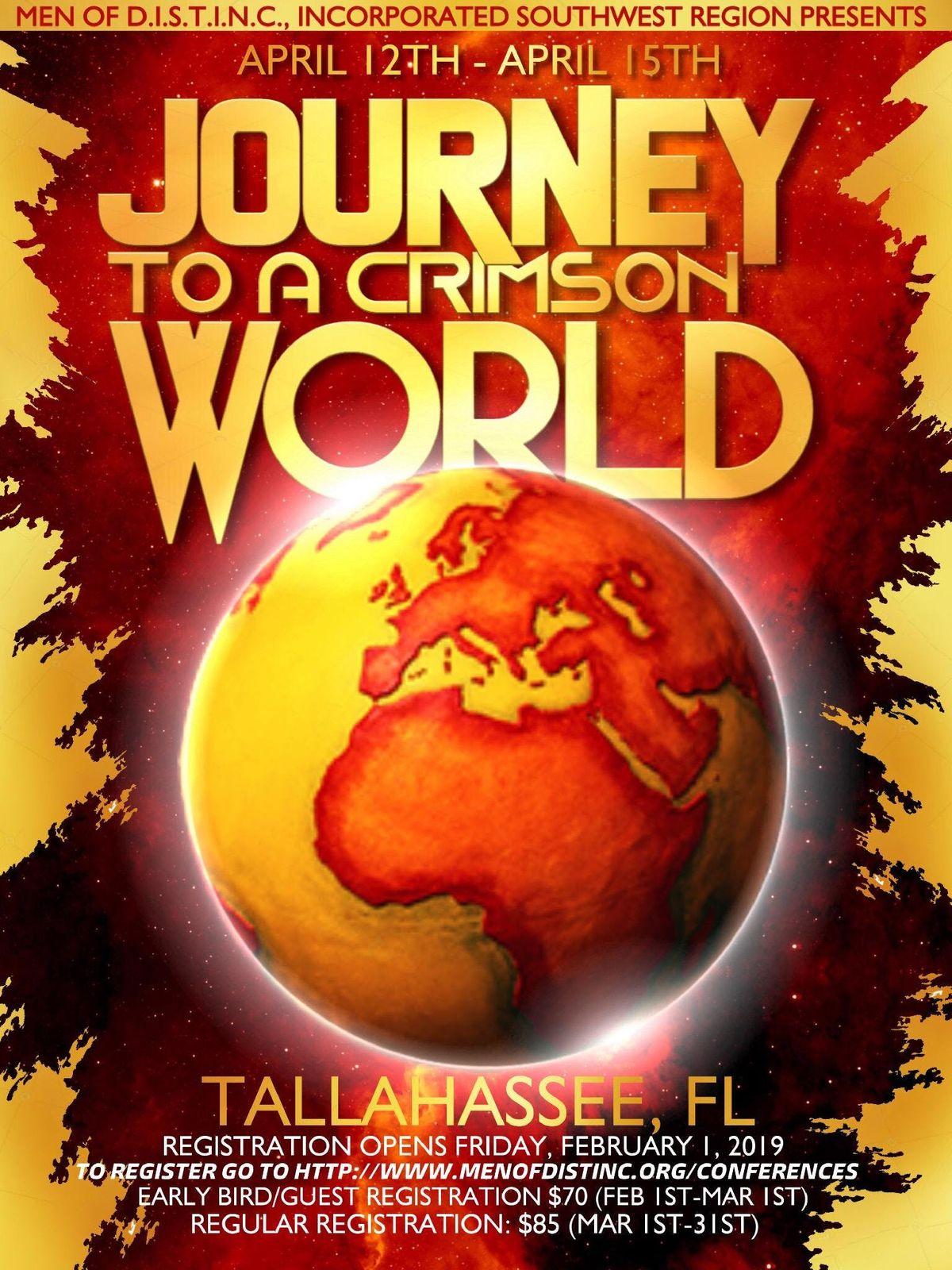 Journey to a Crimson World