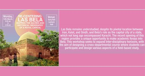 IDRAC - Re-centering Las Bela