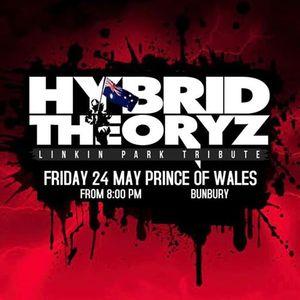 Hybrid Theoryz - Australian Linkin Park Tribute at The