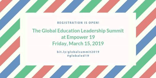 The Global Leadership Summit at Empower 19