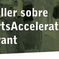 Taller sobre ArtsAccelerator Grant