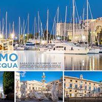 Palermo citt dacqua. Itinerario dalla Cala a fontana Pretoria