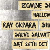 Zombie Soundsystem Halloween Freak Out.