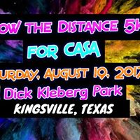 Glow the Distance 5K for CASA