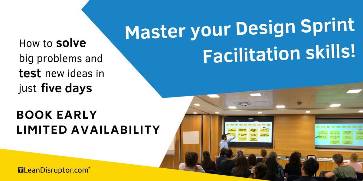 Design Sprint Masters Workshop