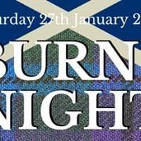 Burns Night Supper &amp Quiz