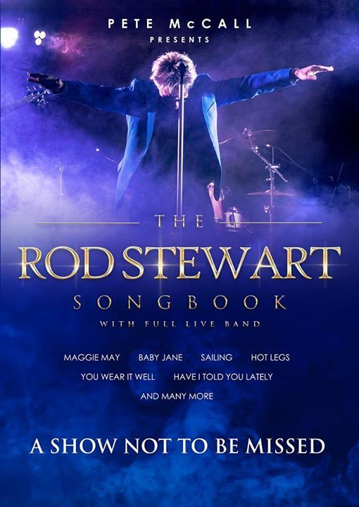 The Rod Stewart Songbook - Pete McCall