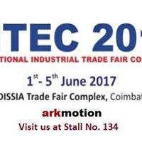 International Industrial Trade Fair INTEC 2017