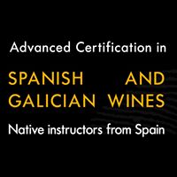 Advanced Certification in Spanish and Galician wines and grapes